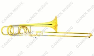 Bass Tuning Slide Trombone (TB18D-L) pictures & photos