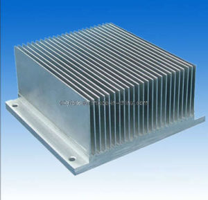 China Aluminium Plate Electronic Motor Heat Sink for Cutting
