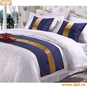 100% Polyester Bed Runner (DPH7783) pictures & photos