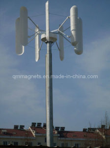 Vertical Axis Wind Turbine (Generator) 3KW/50RPM