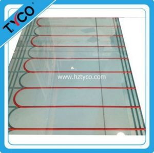 XPS Water Floor Heating Panel