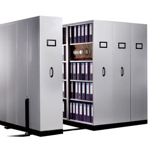 Manual Mobile Storage Cabinet Systems pictures & photos