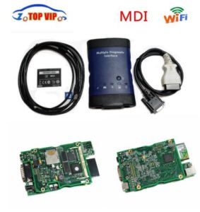 2018 Hottest Mdi OBD Multiple Diagnostic Interface No HDD WiFi G---M Mdi Auto Scanner High Quality DHL Free Shipping pictures & photos