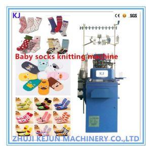 Kejun Computerized Automatic Socks Making Knitting Machine Price for Sale