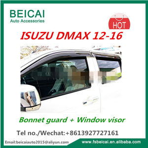 China Weather Shields Window Door Visors for Isuzu D-Max Dmax 2012 ... 9832a2f0fd0