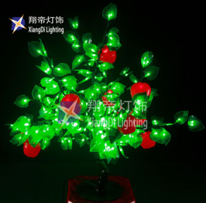 Decorative Led Christmas Cone Shaped