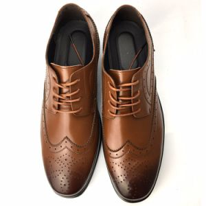 discount for sale best selection of 2019 best New Design China Men Dress Shoes Genuine Leather Brogue Shoes