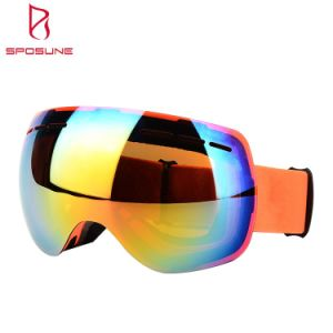2 Pairs Motorcycle Goggles Snowboard Glasses Eyewear Dust Anti-fog Windproof