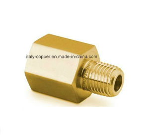 Made in China Quality Brass Requcer Adaptor (IC-90010) pictures & photos