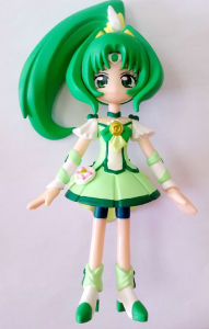 Beautiful Girl Group PVC Figure (ZB-021) pictures & photos