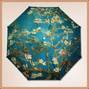 Print Stick Umbrellas for Ladies pictures & photos