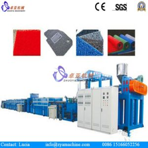 Anti-Skid PVC Floor Mat Making Machine/Anti-Slip Car Mat Machine pictures & photos