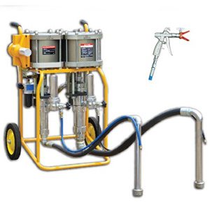 Hyvst Gas Drived Airless Paint Sprayer Dgs2112 pictures & photos