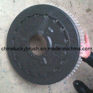 Round Cleaning Brush for Road Sweeper Machine (YY-015) pictures & photos