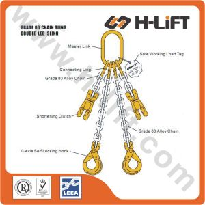 Grade 80 Chain Sling / G80 Lifting Sling pictures & photos