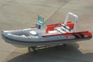 Ribs and Inflatable Rigid Boat Ce 470