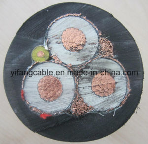 33kv Trailing Cable 3*35mm2 Epr Insulated pictures & photos