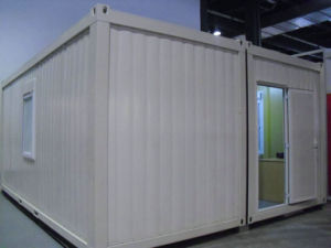 ISO Prefabricated Container House Office Room pictures & photos
