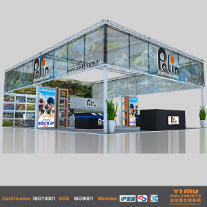 Custom Trade Show Exhibition Stand