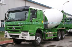 6-8 M3 Mixer Truck HOWO pictures & photos