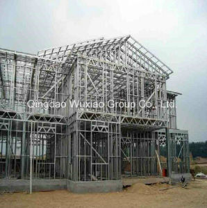 High Quality Steel Framework Steel Structure Steel Construction pictures & photos