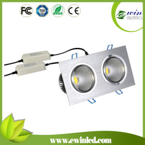 2015 Hot Sale 20W COB Recessed LED Downlight