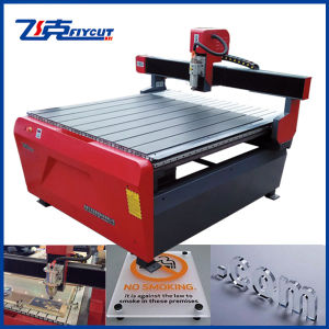 Small Size 700X900mm Advertising Sign Making CNC Machine pictures & photos