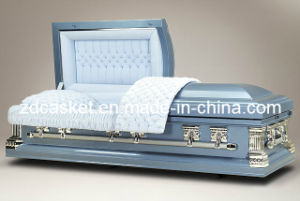 Metal Casket and Coffin (1866)