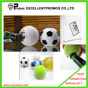 Whosale Soccer Bottle Opener /Football Shaped Bottle Opener (EP-B9173) pictures & photos