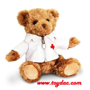 Plush Doctor Dress Bear