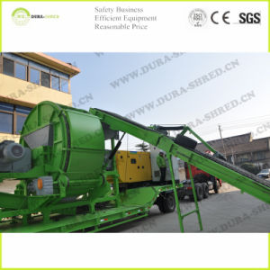 Dura-Shred Waste Recycling Machine pictures & photos