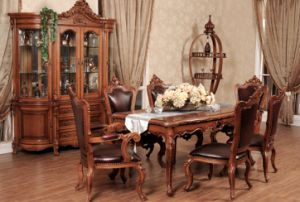 Dining Tables with Wine Cabinet