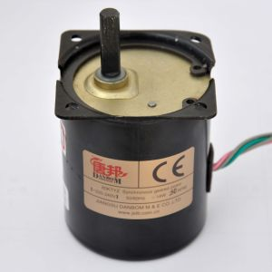 30 Rpm High Torque AC Reversible Synchronous Reversible Gear Motor pictures & photos