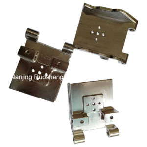 Stainless Steel Machined Plate for Packaging Machine