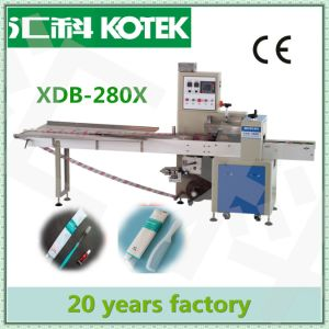 Pouch Wrapping Packaging Equipment Automatic Agarbatti Incense Stick Pillow Pack Wrapper Horizontal Flow Packing Machine Price