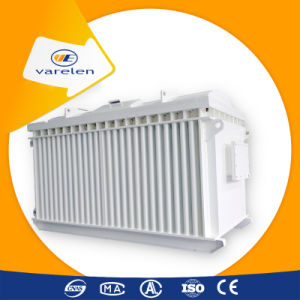 2500kVA 6 Mva Power Transformer Mining Flame-Proof Speical Traction Transformer