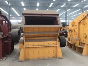 China Huahong Impact Crusher Machine for Fine Crushing Low Price pictures & photos
