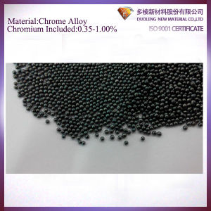 Multifunctional Mineral Abrasive S550 for Surface Reinforced Peening