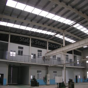 Professional Design Top Quality Steel Structure Workshop in Mauritius pictures & photos
