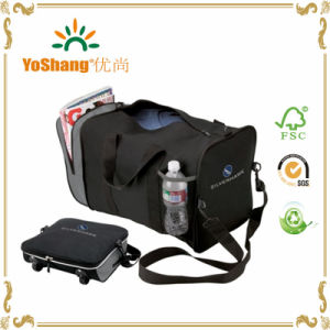 New Hot Top Quality Customized Recycled Polyester Nylon Sports Travel Gym Bags pictures & photos