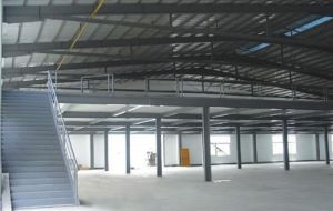 Steel Frame for Warehouse pictures & photos