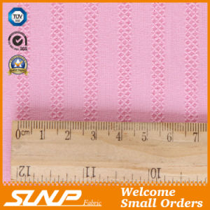 Hot Sell Flower Trimming Jacquard Cotton Fabric