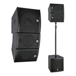 Cvr PRO Audio + China Factory + Line Column Speaker (CV-8.0& CV-112B) pictures & photos