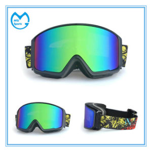 Anti Fog Sporting Goods Snowboarding Goggles Protective Glasses pictures & photos
