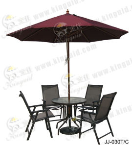 Textilene Mesh Fabric, Outdoor Furniture (JJ-030TC)