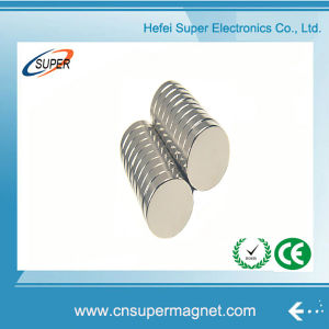 Promotional (22*25mm) Neodymium Disc Magnets pictures & photos