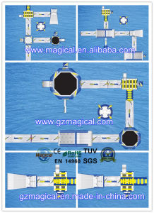Commerical Grade Inflatable Floating Water Playground for Lake (MIC-529) pictures & photos