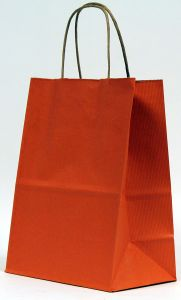 Paper Shopper Gift Bag Kraft Paper Shopping Bag Colorful Printing Kraft Paper Bag pictures & photos