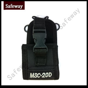 Msc-20d Walkie Talkie Bag Nylon Carry Case for Baofeng pictures & photos