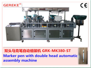 New Machine--Marker Pen (Double head) Automatic Assembly and Filling Machine with CE Certificate pictures & photos